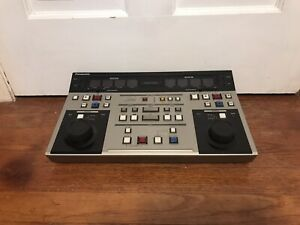 Vintage Panasonic AG-A650 Linear Video Editing Controller - Parts Or Repair