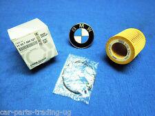 BMW F33 435i 435iX Cabrio Ölfilter NEU Oil Filter NEW N55 Motor Engine 7566327