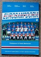 Eurosampdoria Sampdoria Book 1989 Football Memorabilia