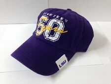 LSU Tigers NCAA est. 1860 Top of the World  Adjustable Strapback Cap Hat