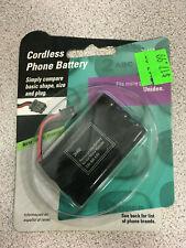 GE Cordless Phone Battery 26402