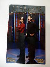 Stargate Atlantis Wraithfall (2006 Series) Issue 2 Sheppard and Weir Photo HTF