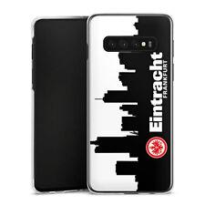 Samsung Galaxy S10 Plus Handyhülle Case Hülle - Eintracht Frankfurt Skyline