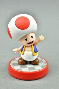 Amiibo - Toad Super Mario Nintendo