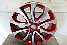 "1 x Origine NISSAN Juke 17"" Roue alliage Force Red Diamond Cut F15"