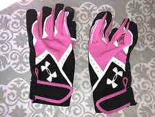 Under Armour Girls' Youth Softball/baseball Gloves, Youth Large
