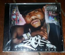 Diamonds & Dope by Gorilla Zoe/DJ Bobby Black (CD, Nov-2009) Free Shipping!