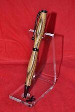 Wood Pen BOCOTE EXOTIC  Gun Metal Finish # 26