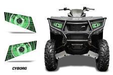 AMR Racing Arctic Cat Alterra 400/450 Headlight Graphics Eye Sticker Decals CY G
