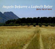 ANGELO DEBARRE & LUDOVIC BEIER  entre ciel et terre / DIGIPACK