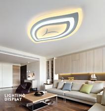 LED 3D Deckenlampe Leuchte 100W einstellbar Fernbedienung A++