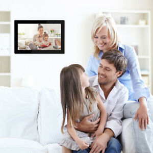 10.1 Inch WIFI Travel High Definition Remote Digital Picture Frame Vedio Music