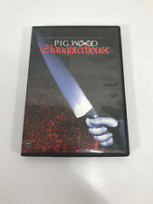 Pig Wood Slaughterhouse Skate Dvd 2005 Movie Slash Ragdoll Tumyeto Free Ship *Jr