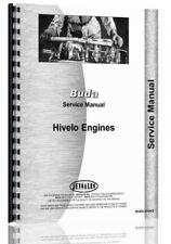 Buda Hivelo Engine Service Repair Manual