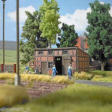 Busch 1455, Nebengebäude, H0 Modellwelten Modell Bausatz 1:87