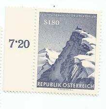 AUSTRIA; 1961 The 75th Anniversary of Sonnblick Observatory   *S