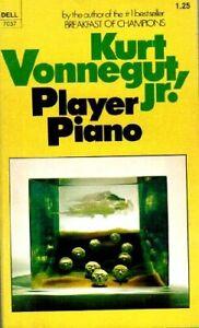 Player Piano Paperback kurt vonnegut