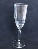 Waterford Crystal Champagne Flute Toasting Glass Marquis Ireland Leaded Wedding