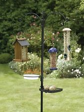 Bird Feeder On Sale Pole Wild Bath Squirrel Proof Seed Station Hanging Garden 6'