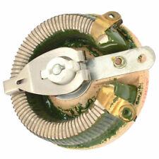 10 Ohm 100W Watt Ceramic Disk Wirewound Variable Resistor Rheostat