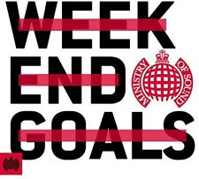 Various Artists - Ministry Of Sound: Weekend Goals / Various [New CD] UK - Impor