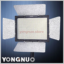 Yongnuo YN-600L LED Video Light Lamp 5500K Color Temperaturefor Canon Nikon DSLR