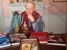 RAY HARRYHAUSEN 4-6 PHOTO SIGNED GUARANTEED AUTHENTIC