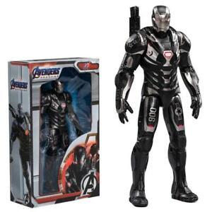 Marvel Avengers Endgame 7″ War Machine Action Figure Movie (13)