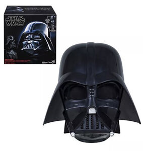 Star Wars Black Series Darth Vader Electronic Helmet Brand New Sealed In Box