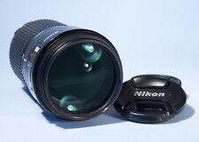 Nikon Nikkor AF 70-210mm f/4 Zoom Professional Lens *