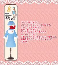 Re-ment Petit Mode Collection Narikiri Uniform Collection #8 Flight Attendan