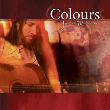Colours by James Robinson (Guitar) (CD, Feb-2005, Favored Nations Records (USA))
