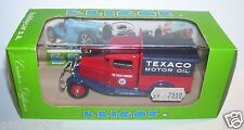 ELIGOR FORD V8 PICK UP BACHE 1933 ESSENCE TEXACO TEXAS PETROLEUM MOTOR OIL 1069