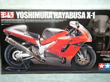 Tamiya 1/12 Suzuki Yoshimura Hayabusa X1 modèle de vélo #14093 Kit