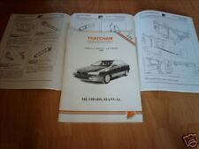 Body Repair Manual Toyota Carina E 4 and 5 door