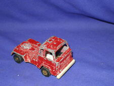 Vintage Tootsietoy Diecast Truck Tractor Cab only c1970s 3inch USA