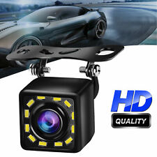 170° CMOS Car Rear Night View Reverse Backup Parking Waterproof 12 LED Camera