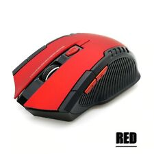 2.4Ghz Mini Wireless Gaming Mouse 2000DPI  MIce USB Receiver PC Laptop Computer