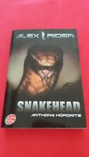 Alex Rider, Tome 7 : Snakehead - Anthony Horowitz