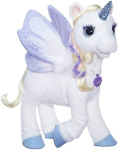 New 2020 FurReal Friends StarLily My Magical Unicorn - B0450