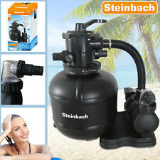 Steinbach Sandfilter 6,6m³ Sandfilteranlage Filter Pool Filterkessel Poolfilter
