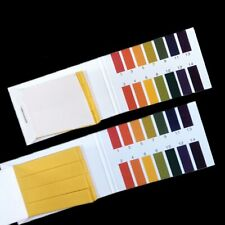 Brand New Water Testing Ph Test 80 Strip Paper Free Postage