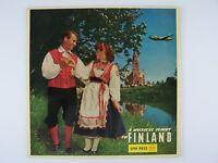 A Musical Flight To Finland Vinyl LP Record Album LPM 9832