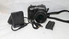 Olympus C-8080 8MP Digital Camera with 5x Optical Wide Zoom (225450)