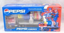 Transformers Takara Reissue G1 Pespi Convoy Optimus Prime MIB Complete