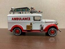 matchbox models of yesteryear YYM 35192 GMC Van 1937 Ambulance