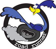 "Plymouth Road Runner Premium Vinyl Decal Sticker 6"" - Racing Car Truck Vintage"