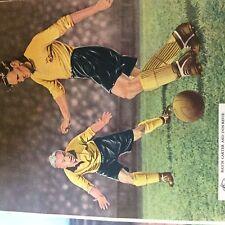 A1c ephemera  football 1956 picture raich carter don revie