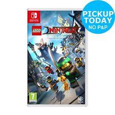 Lego Ninjago Movie Nintendo Switch Game 7 Years