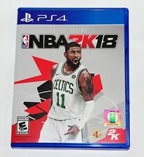 Replacement Case (NO GAME) NBA2K18  PlayStation 4 PS4 Box